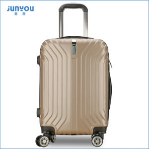 Top Sale New Arrival ABS Soft Suitcase Luggage pictures & photos