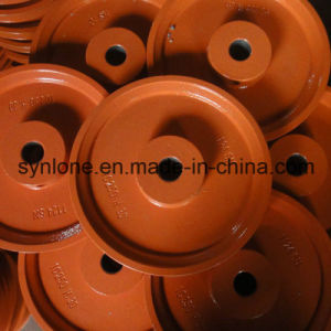 Steel Fabrication Sand Casting Pulley Wheel pictures & photos