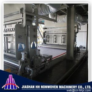 China Fine 3.2m Ss PP Spunbond Nonwoven Fabric Machine pictures & photos