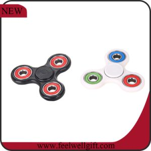 Popular ABS Plastic Hand Spinner Finger Spinner for Stress Toy pictures & photos