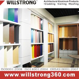 China Fireproof Aluminum Sheet Composite Panel for Wall Panel pictures & photos