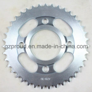 China High Quality Motorcycle Sprocket Cg125 Motorcycle Part pictures & photos