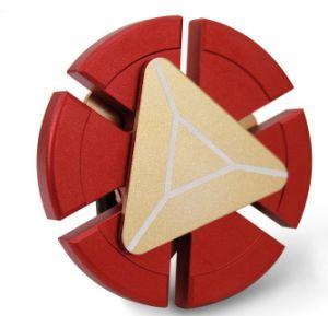 Hot Sell Aluminium Alloy Iron Man Fidget Spinner Hand Spinner Finger Spinner pictures & photos