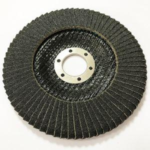 Curve Flap Disc 125*22mm pictures & photos