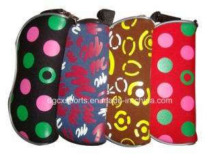 Popular Elastic Neoprene Small Bag/Pencil Bag pictures & photos