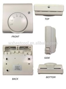 Central Air Conditioner Thermostat Mechanically by Honeywell Design pictures & photos