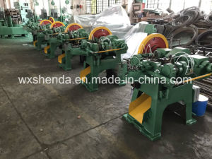 23 Years professional Engineer Aborad Avaliable Nail Making Machine pictures & photos