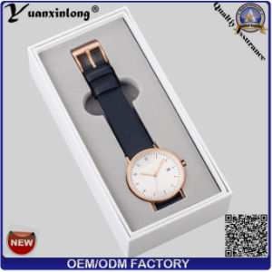 Yxl-465 Promotional Watch Box Leather Watches Boxes Paper Packing Wrist Watch Boxes Wholesale OEM Custom Logo Factory Wholesale pictures & photos