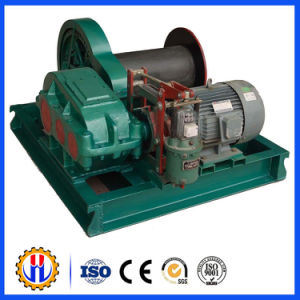 Electric Wire Rope Hoist Winch (1t ~ 300t) pictures & photos