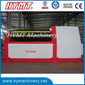W12S-50X3200 Hydraulic carbon steel Plate Bending and Rolling Machine pictures & photos