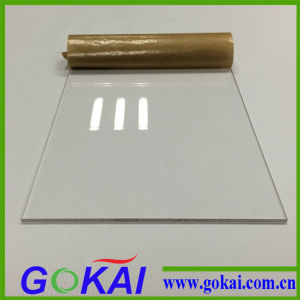 Gokai High Quality Light Plexiglass Clear Cast Acrylic Sheet for LED pictures & photos