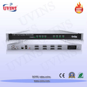 8 HDMI Channels Input and 1 Asi Input, MPEG-4 Encoder pictures & photos