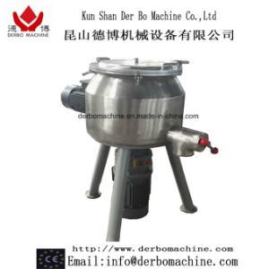 Plastic Ball Mixer with Stainless Steel Tank pictures & photos