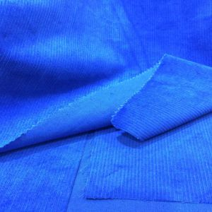 Deliver Fast Spandex Stretch Cotton Corduroy Fabric of 23 Wales pictures & photos