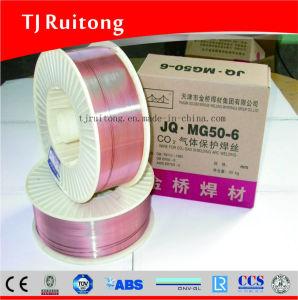 Flux Cored Golden Bridge Welding Wire Jq-316L pictures & photos