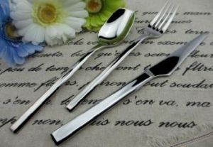 Stainless Steel Cutlery Set (WZS-0632) pictures & photos