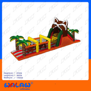 Jungle Inflatable Playground Obstacle for Sale pictures & photos
