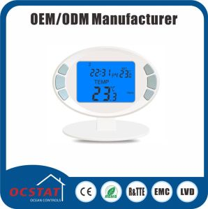 10A 230V Room Electronic Thermostat pictures & photos