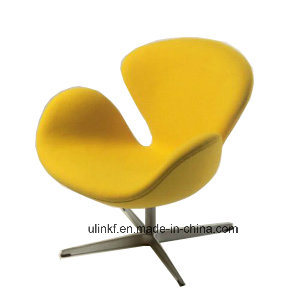 Metal Base Fabric Leisure Bar Stools Chairs Library Furniture (UL-LS362) pictures & photos