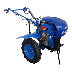 9HP Diesel Tiller with D186 Engine pictures & photos
