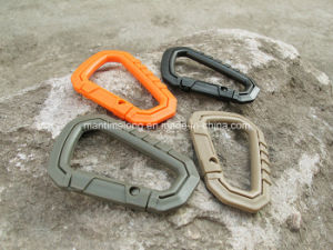 Lightweight Medium Tactical Hanging Buckle D Buckle Mountaineering Carabiner