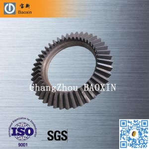 Crusher Machine Zerol Helical Gear (OD800) pictures & photos