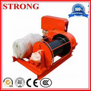 Multi-Function Wire Rope Quick Electric Hoist/Winch Used in Engineering pictures & photos