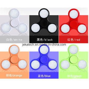 Factory EDC 608 Bearing LED Light Fidget Hand Spinner pictures & photos