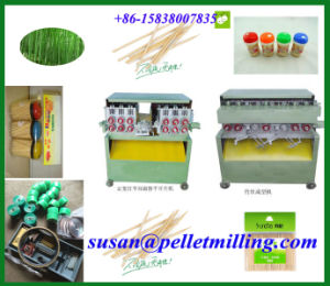 Automatic Toothpick Making Bamboo Toothpick Production Line Machine pictures & photos