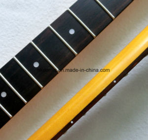 Nitro Finished Rosewood Fingerboard Canadian Maple Tele Neck Guitar pictures & photos