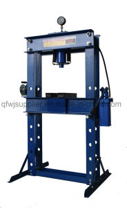 50t Hydraulic Press with Gauge pictures & photos