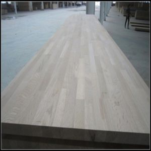 A/B Grade Oak Finger Joint Laminated Board pictures & photos