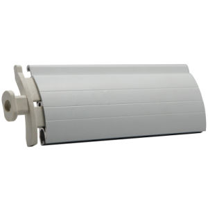 Roller Shutter Aluminum Profile Punching pictures & photos