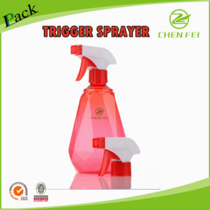 CF-T-5 White and Red Color Plastic Trigger Sprayer pictures & photos