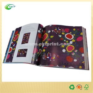 Perfect Binding Magazine Printing with UV Coated (CKT-BK-719) pictures & photos