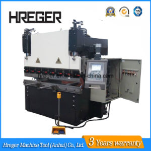 Hreger Wc67k Series CNC Press Brake pictures & photos