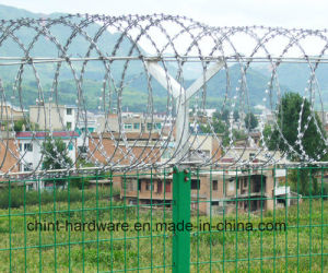 Security Fencing Razor Barbed Wire/Safety Razor Barbed Wire pictures & photos