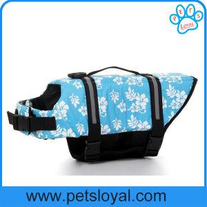 Factory Hot Sale Oxford Pet Dog Safe Life Jacket Clothes pictures & photos