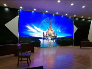 Hotel Installation Ckgled P5mm Indoor LED Screen Stage Background pictures & photos