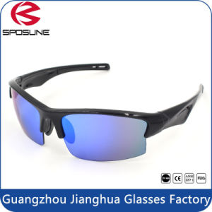 Professional Manufacture Sports Mens Cheap Sunglasses pictures & photos