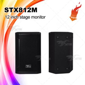 Stx812m 12′′ Two-Way Stage Speaker pictures & photos