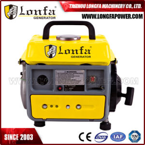 500W Home Use Manual Start Small Portable Gasoline Generator pictures & photos