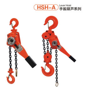 Ratchet Lifting Lever Hoist with Ce