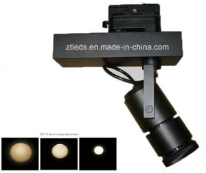 Beam Angle Adjustable 4 Wires 15W LED Track Light pictures & photos