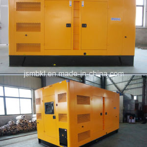 Good Quality Silent Diesel Genset with Germany Brand Mtu Engine pictures & photos
