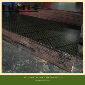 Cheap Price Film Faced Plywood for Construction pictures & photos
