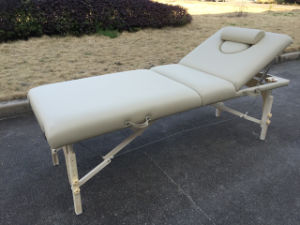 Mt-009-2W Wooden Massage Table and Beauty Table pictures & photos