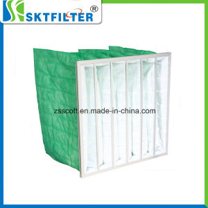 Air Filter Pocket Bag Filter for Air Conditioning pictures & photos