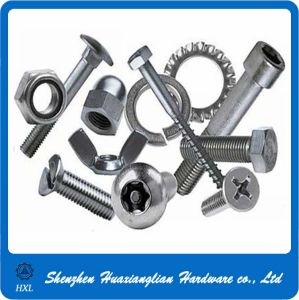 Stainless Steel No Standard CNC Machined Parts Fastener pictures & photos