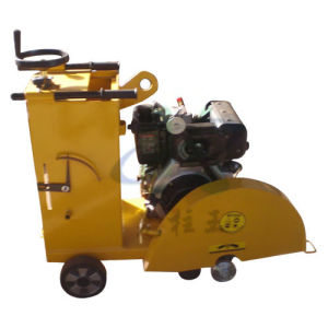 Diesel Concrete Floor Saw with 500mm Blade pictures & photos